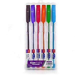 پخش و فروش عمده خودکار رنگی