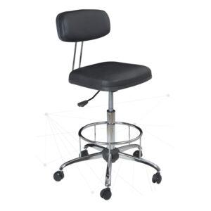 فروش عمده صندلی آزمایشگاه و پشت کانتر جک دار