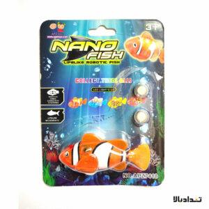 اسباب بازی ماهی شناگر رباتیک